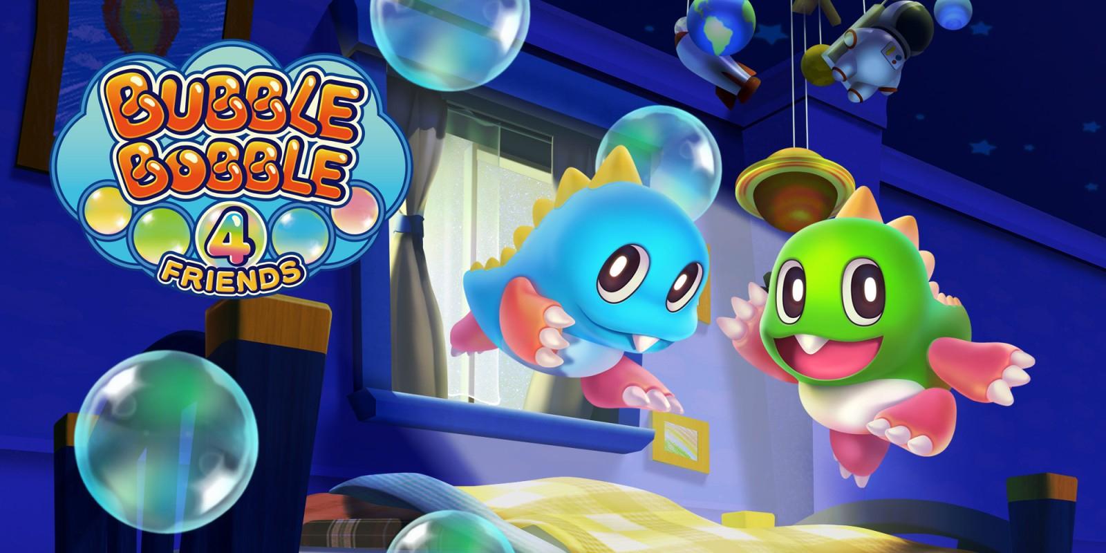 Bubble Bobble 4 Friends | Nintendo Switch | Jeux | Nintendo tout Jeux Gratuits De Bulles