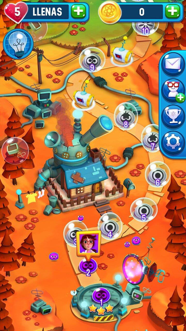 Bubble Genius 1.53.0 - Télécharger Pour Android Apk Gratuitement intérieur Jeux Gratuits De Bulles