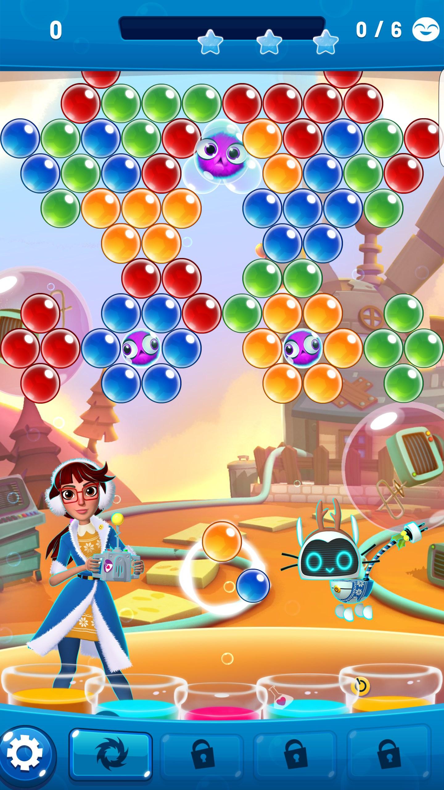 Bubble Genius - Popping Game! – Jeux Pour Android 2018 destiné Jeux Gratuits De Bulles