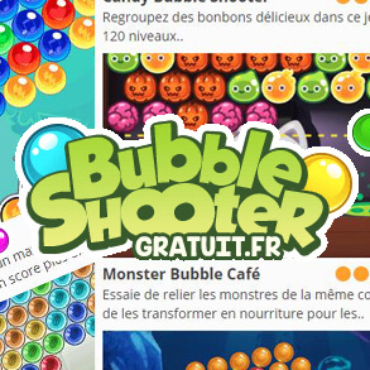 Bubble Shooter Gratuit : Éclatez Des Bulles Sur Votre intérieur Jeux Gratuits De Bulles