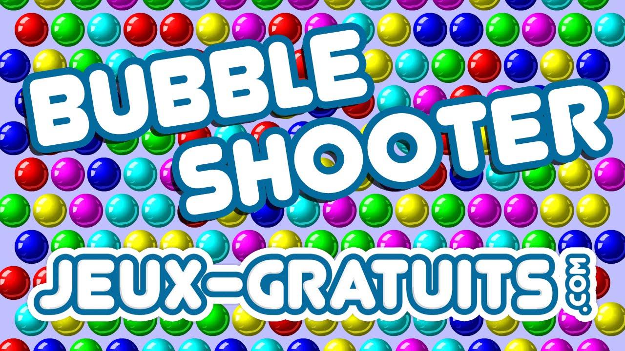 Bubble Shooter : Jeu Gratuit En Ligne Sur Jeux-Gratuits dedans Jeux De Billes En Ligne