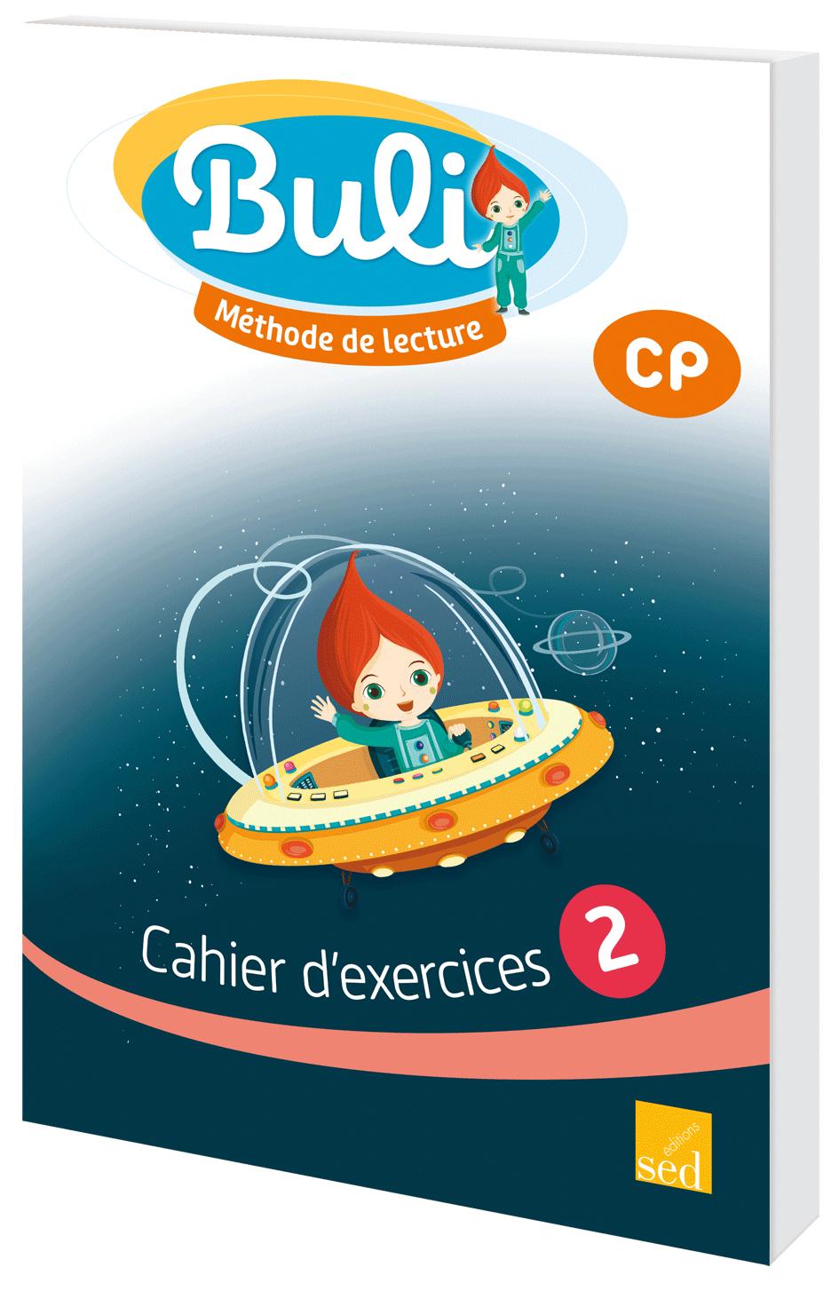 Buli Cahier D'exercices 2 pour Cahier D Exercice Cp