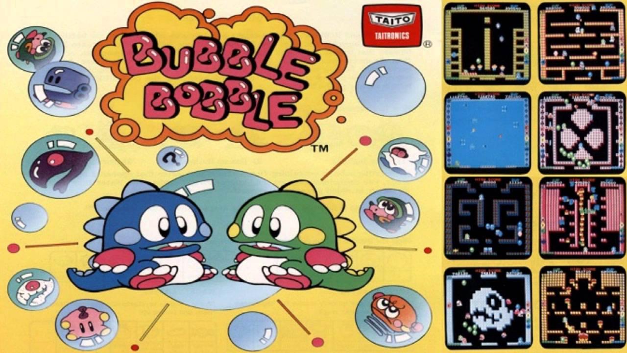 Bulle Bobble Thème Arcade - Compgancala.gq tout Jeux Gratuits De Bulles
