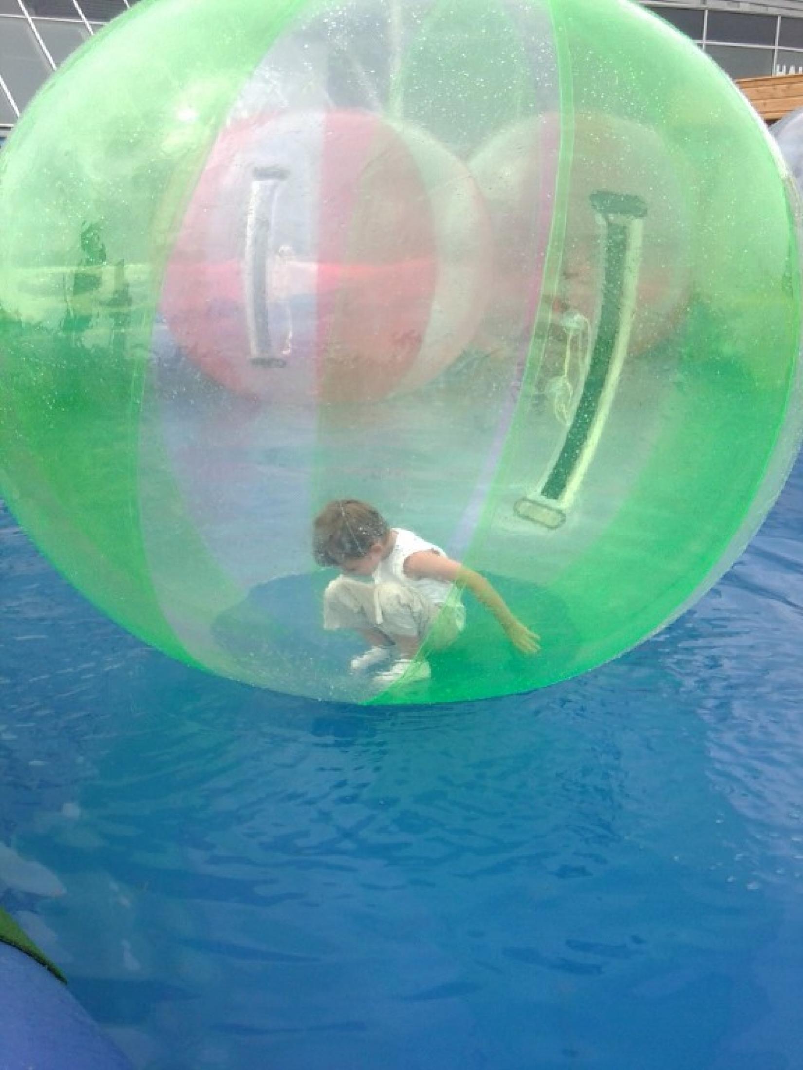 Bulles Aquatiques Jeux Aquatiques, Bulle Transparente pour Jeux Des Bulles