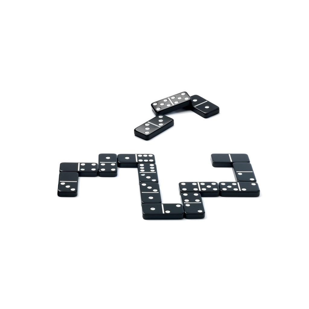 Buy Jeu Classique - Domino - Bargain - Board Game - Djeco pour Jeu Du Domino
