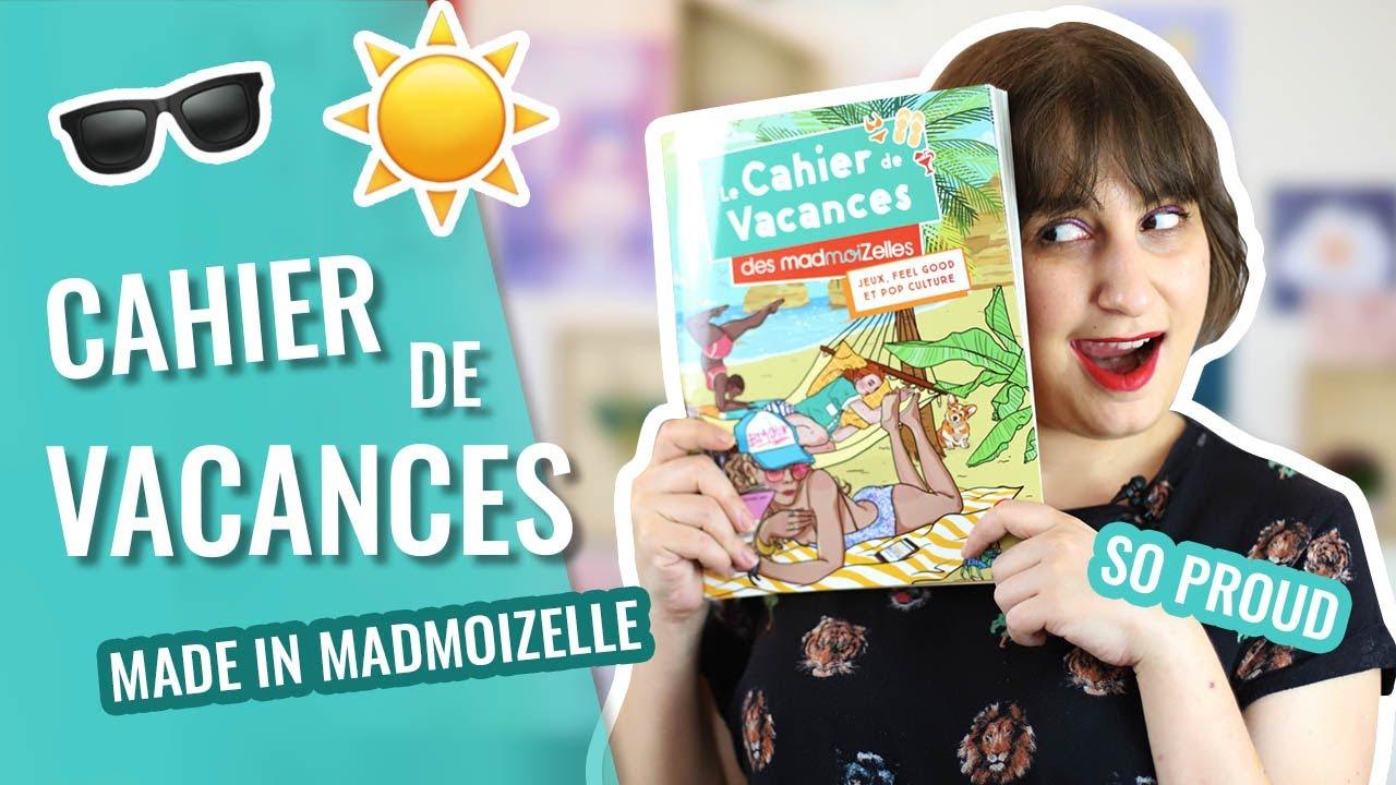 Cahier De Vacances Madmoizelle 2019 : Acheter, Prix, Lieux avec Cahier De Vacances 1Ere S