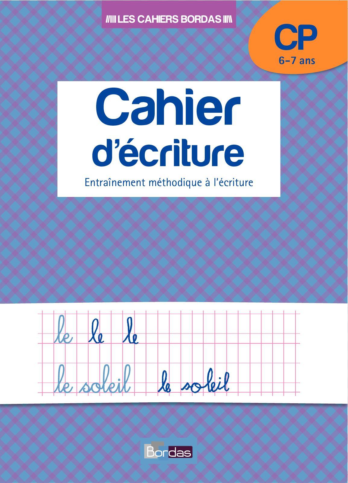 Cahier D'écriture Cp - Calameo Downloader dedans Ligne Écriture Gs