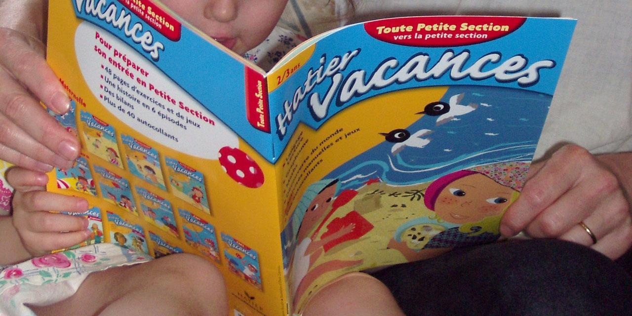 Cahiers De Vacances : Nos Idées Pour S'en Passer ! tout Cahier De Vacances Adultes Gratuit