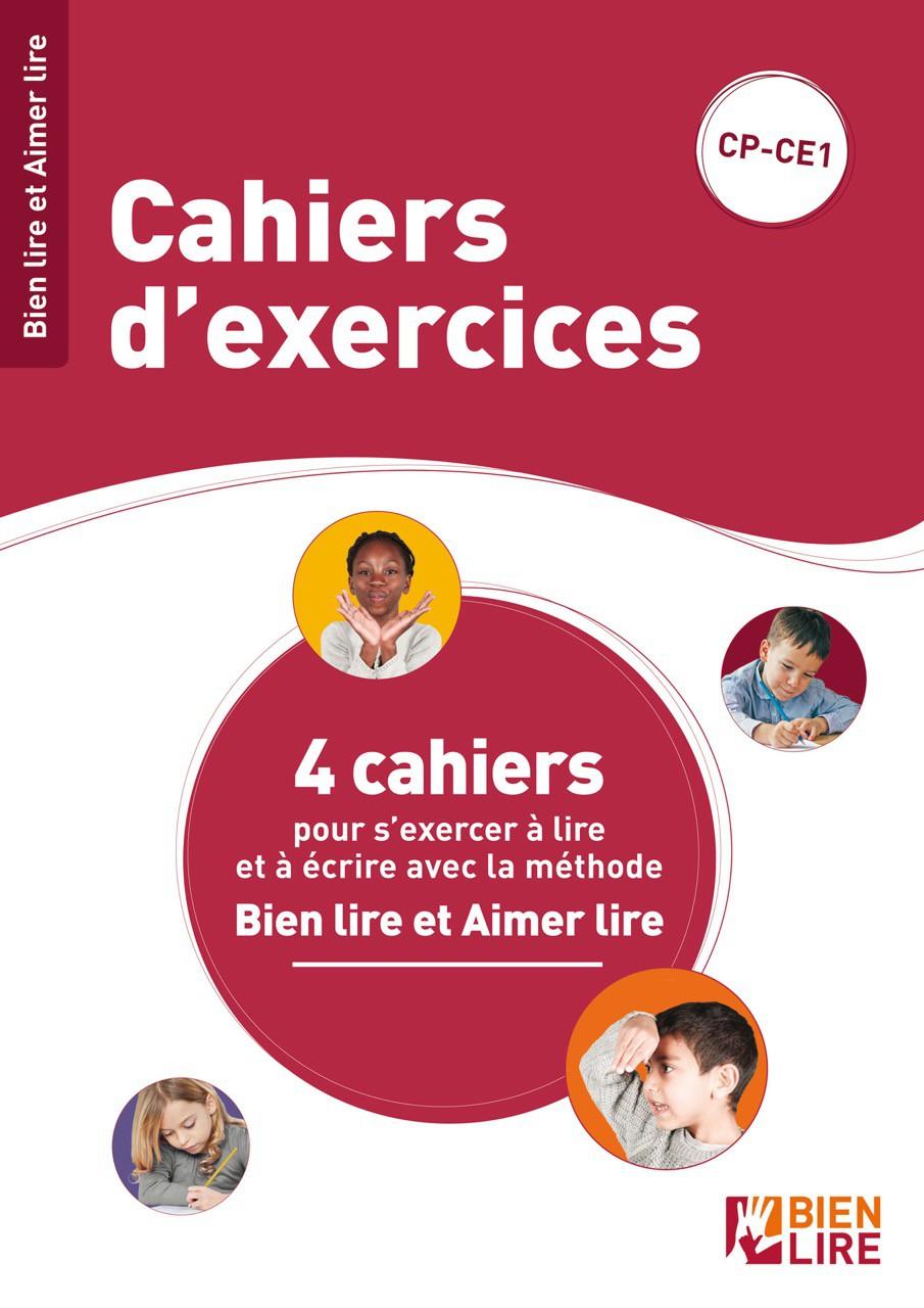 Cahiers D'exercices Bien Lire Et Aimer Lire Cp-Ce1 intérieur Cahier D Exercice Cp