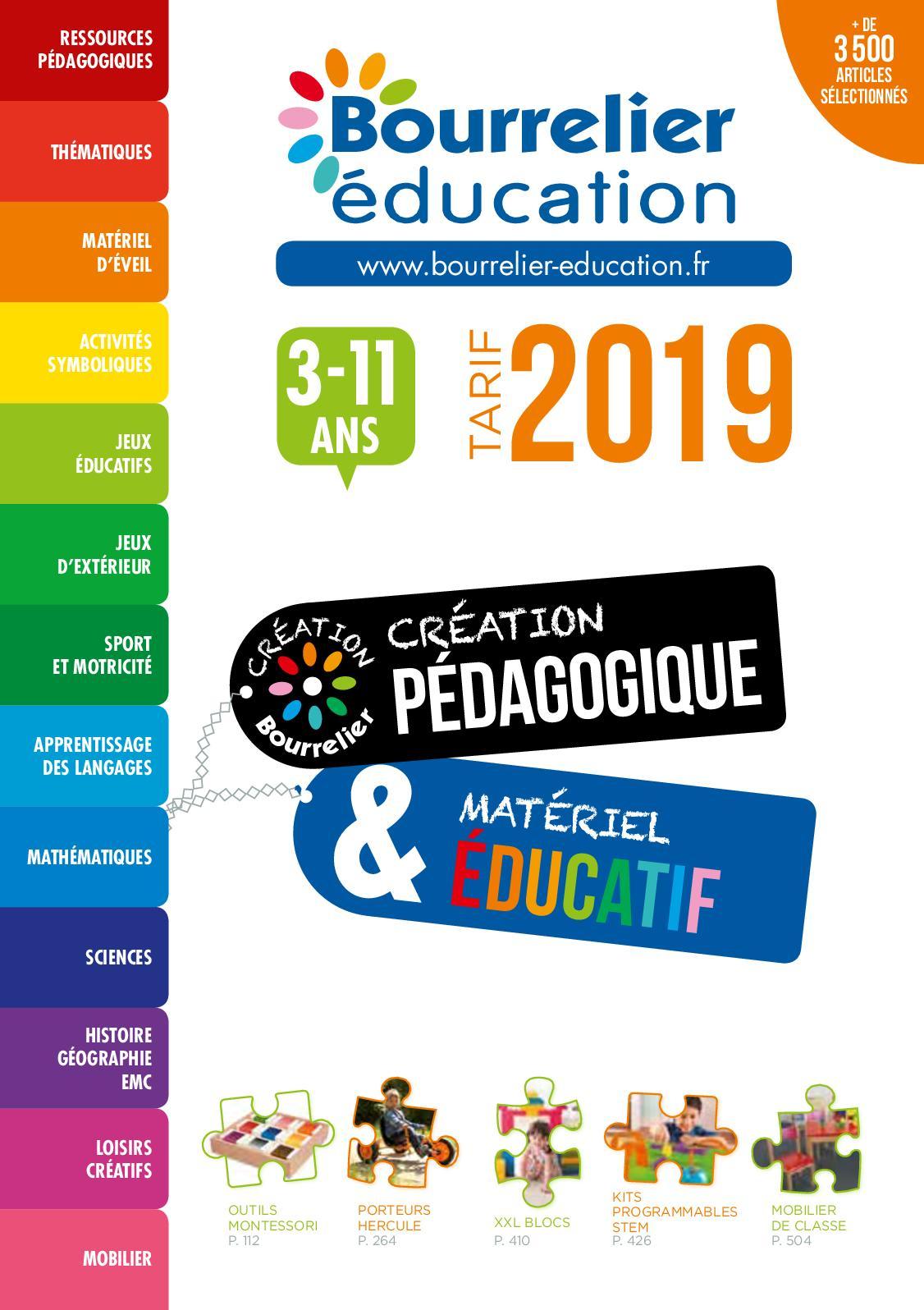 Calaméo - Bourrelier 2019 pour Jeux Lulu Le Lutin