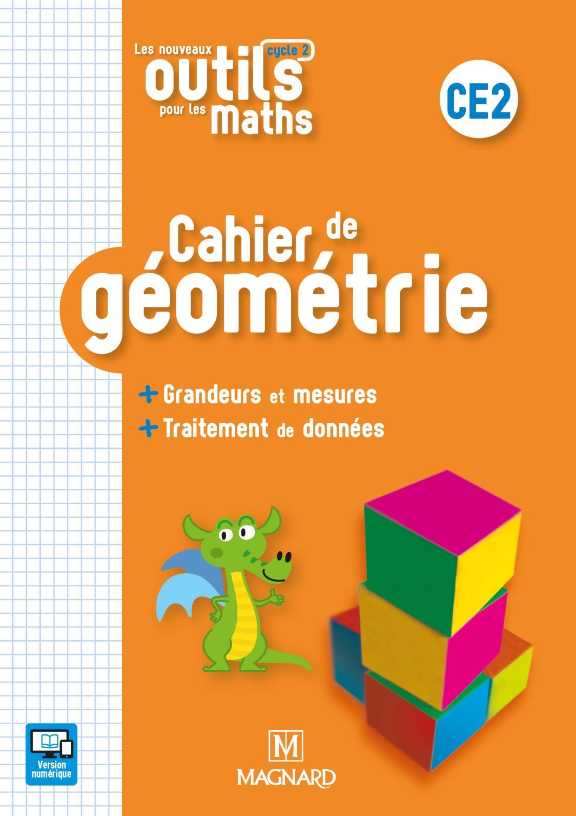 Calaméo - Extrait Cahier De Géométrie Ce2 - Les Nouveaux destiné Dessin Géométrique Ce2