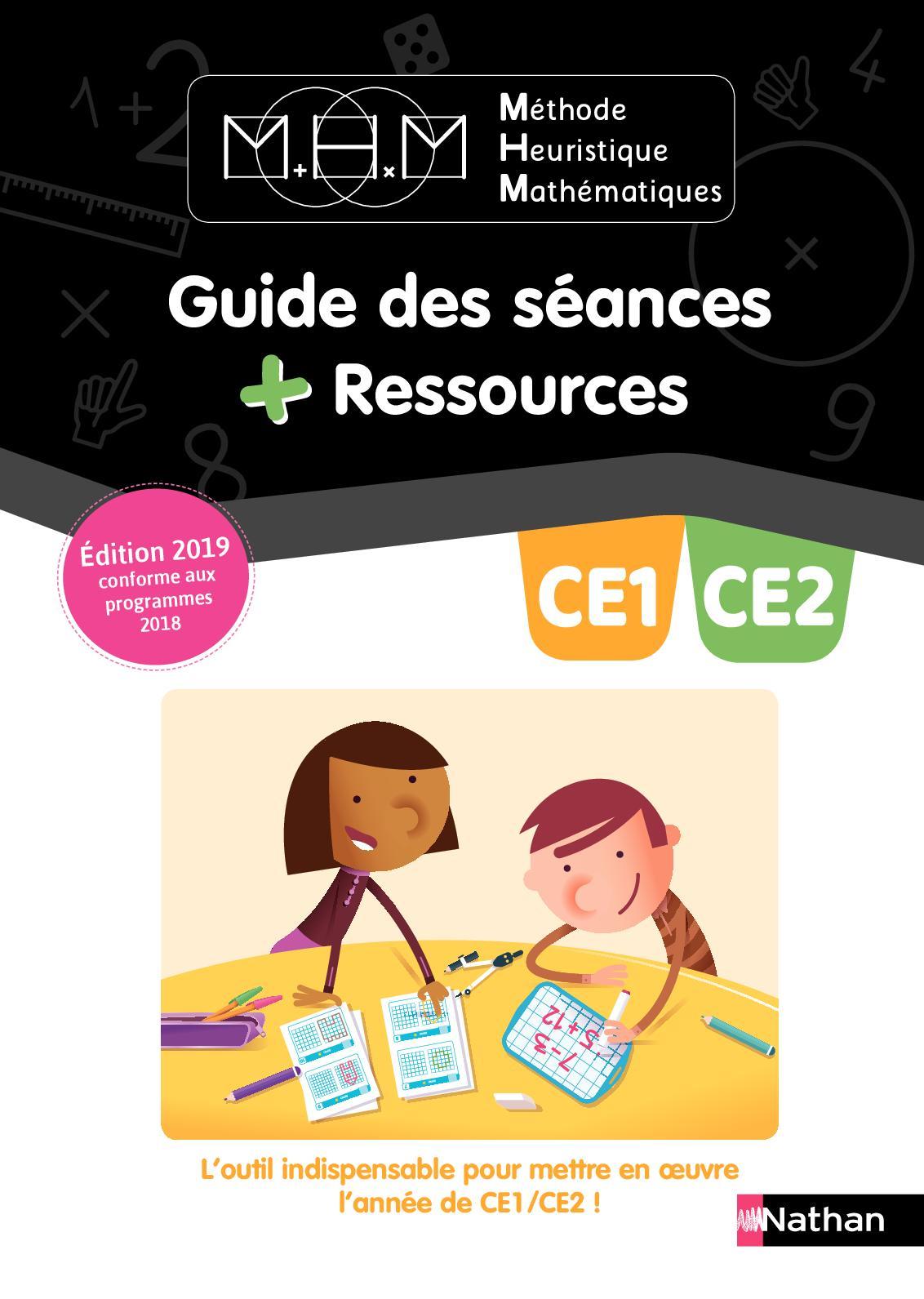 Calaméo - Extrait Guide De Séances + Ressources Ce1/ce2 destiné Symétrie Ce1 Ce2