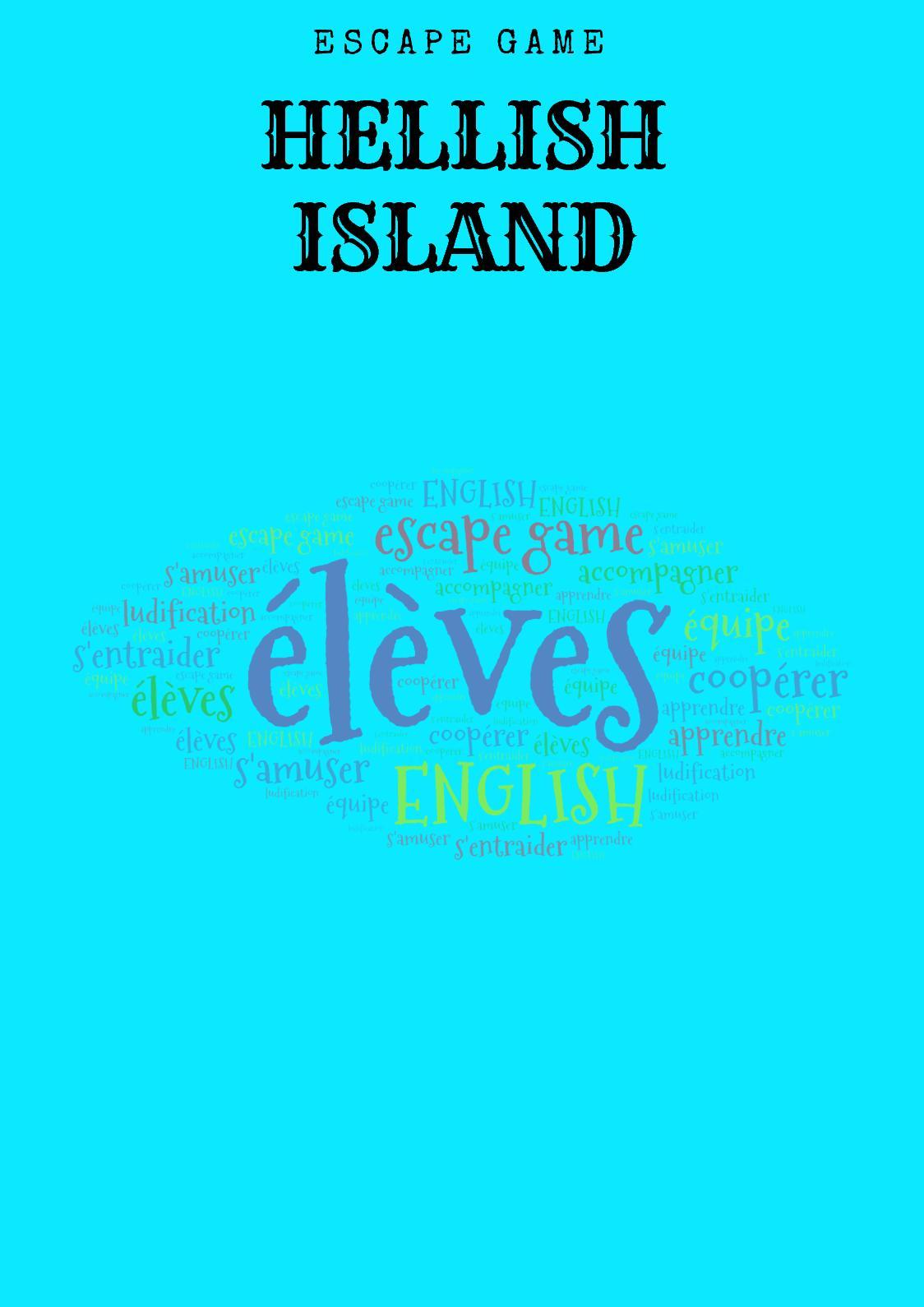 Calaméo - Hellish Island Escape Game concernant Mot Mele Facile