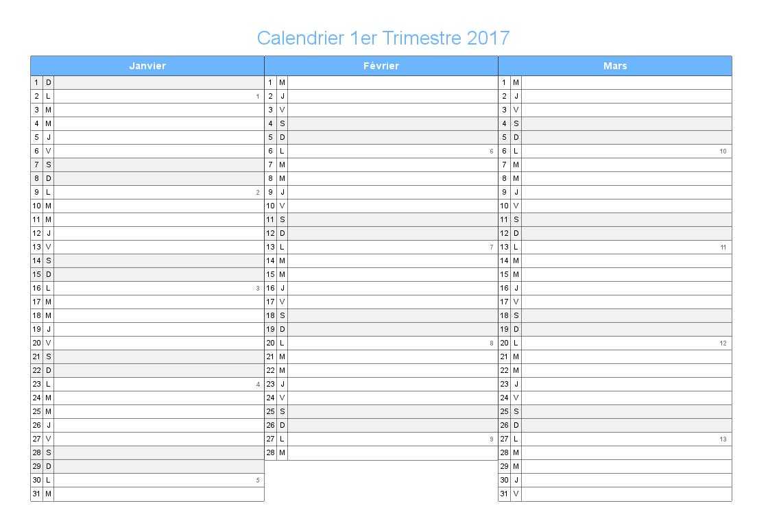 Calendrier 2020 Gratuit À Personnaliser Et À Imprimer concernant Calendrier 2018 A Imprimer Par Mois