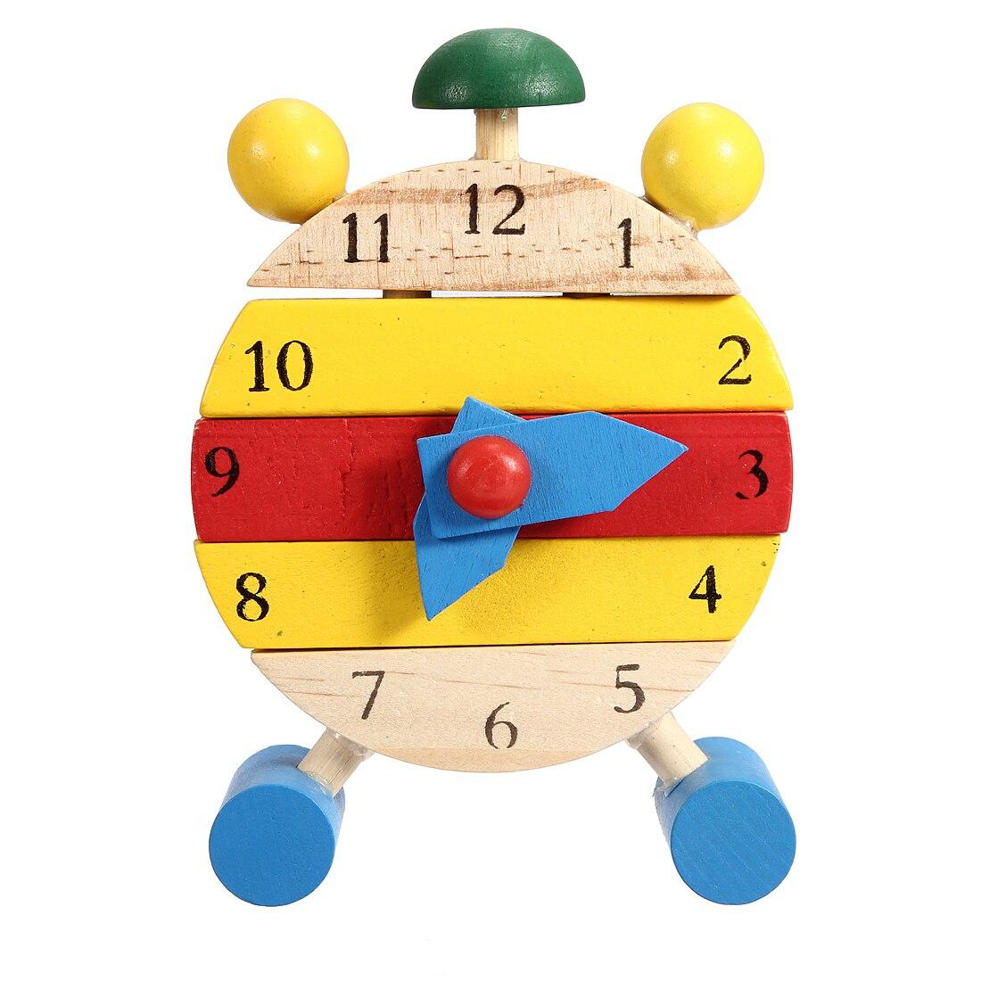 Calendrier Et Temps Mini Puzzle Horloge Montessori Puzzles à Jeux De Puzzle Enfant
