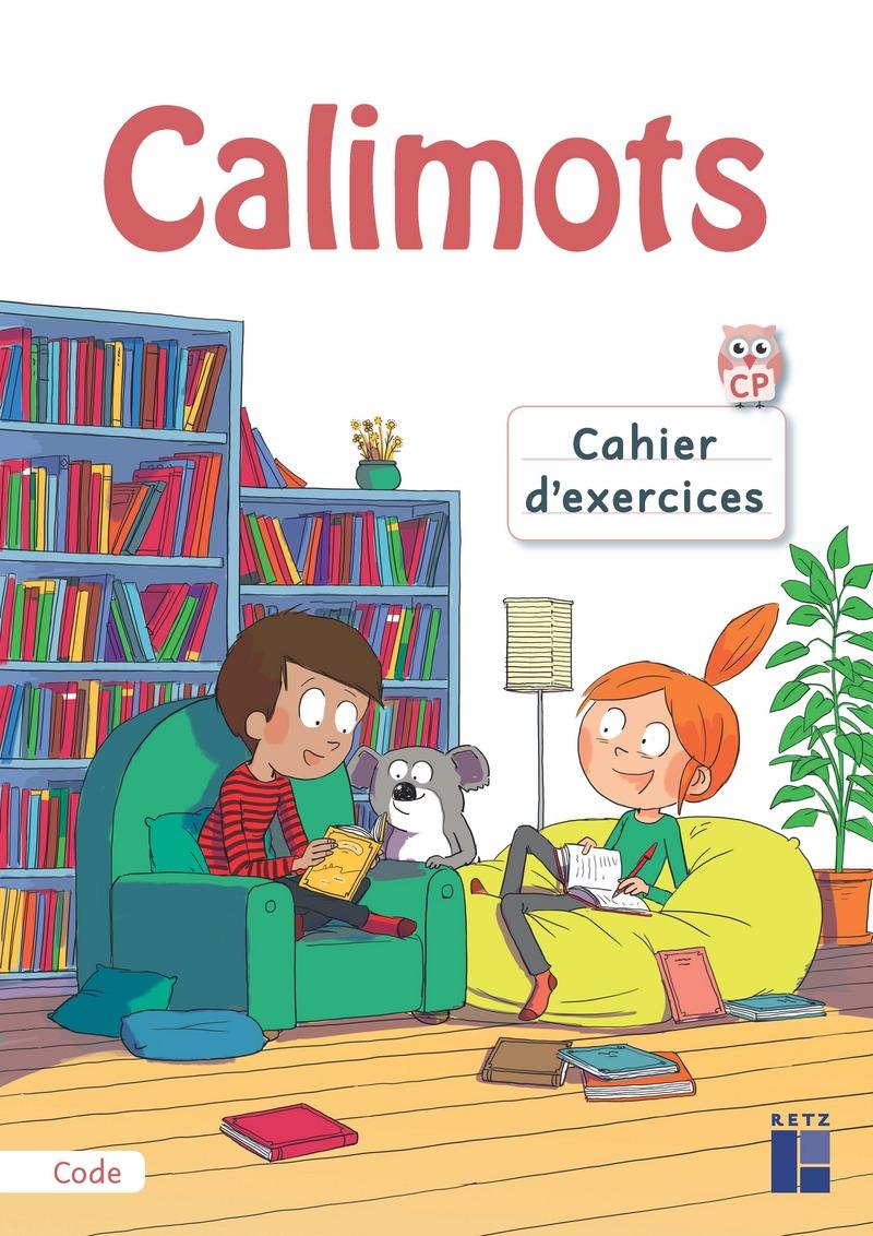 Calimots Cp - Cahier D'exercices De Code - Edition 2019 pour Cahier D Exercice Cp