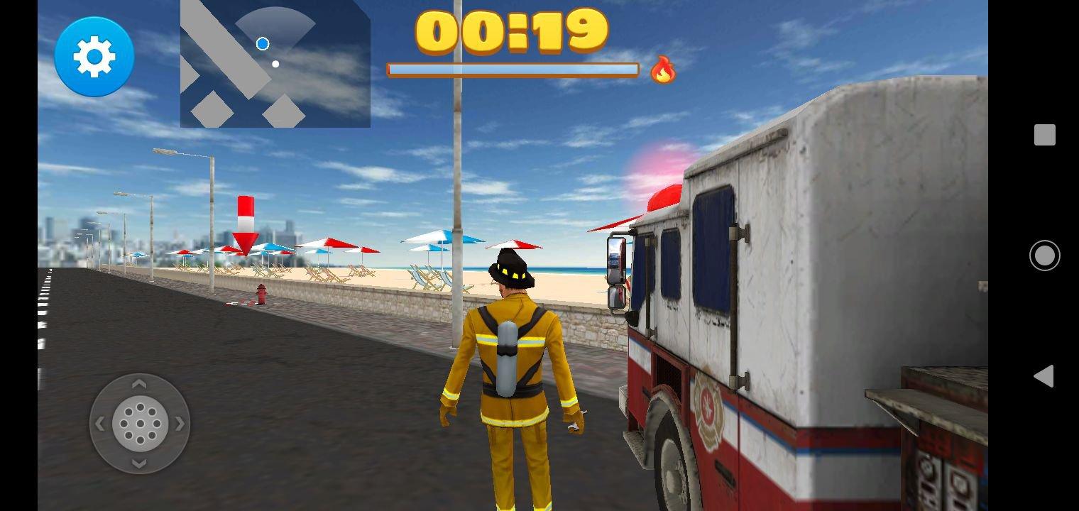 Camion De Pompier 1.1.0 - Télécharger Pour Android Apk à Jeu De Pompier Gratuit