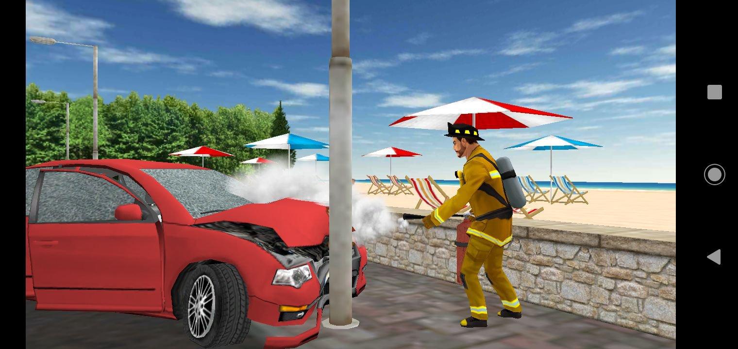 Camion De Pompier 1.1.0 - Télécharger Pour Android Apk pour Jeu De Pompier Gratuit
