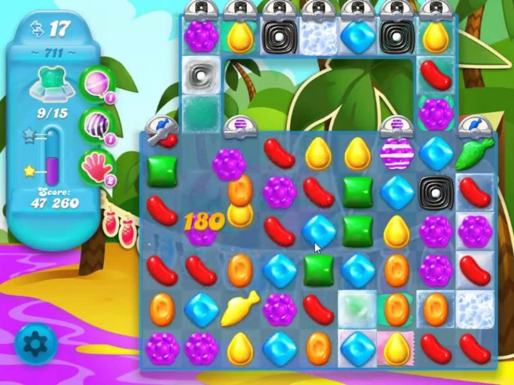 Candy Crush Soda : Astuces Du Jeu Gratuit Sur Facebook Et serapportantà Jeux De Solution Gratuit