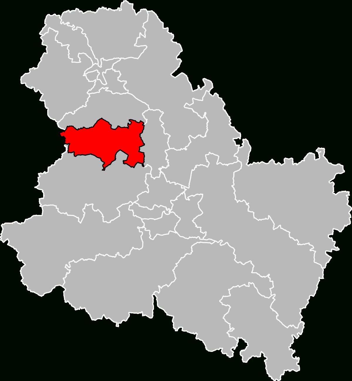 Canton Of Joigny - Wikidata encequiconcerne Puzzle Departement