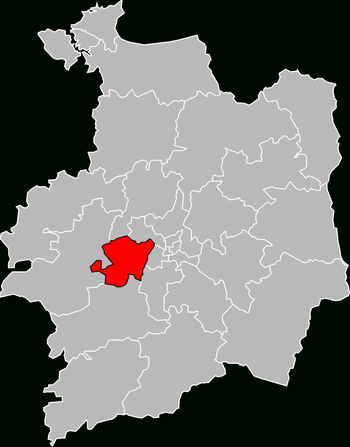 Canton Of Le Rheu - Wikidata encequiconcerne Puzzle Departement
