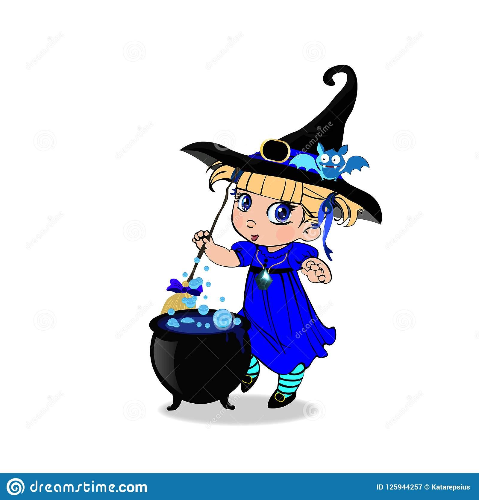 Caractère De Clipart (Images Graphiques) De Halloween De tout Image De Sorcière Gratuite