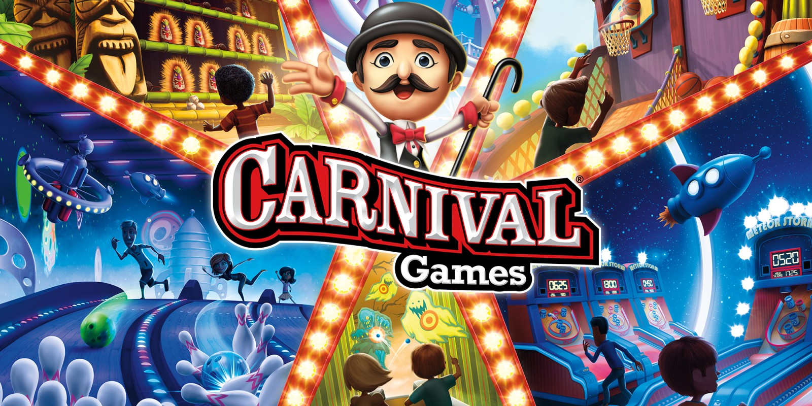 Carnival Fête Foraine® | Nintendo Switch | Jeux | Nintendo serapportantà Mini Jeux Online