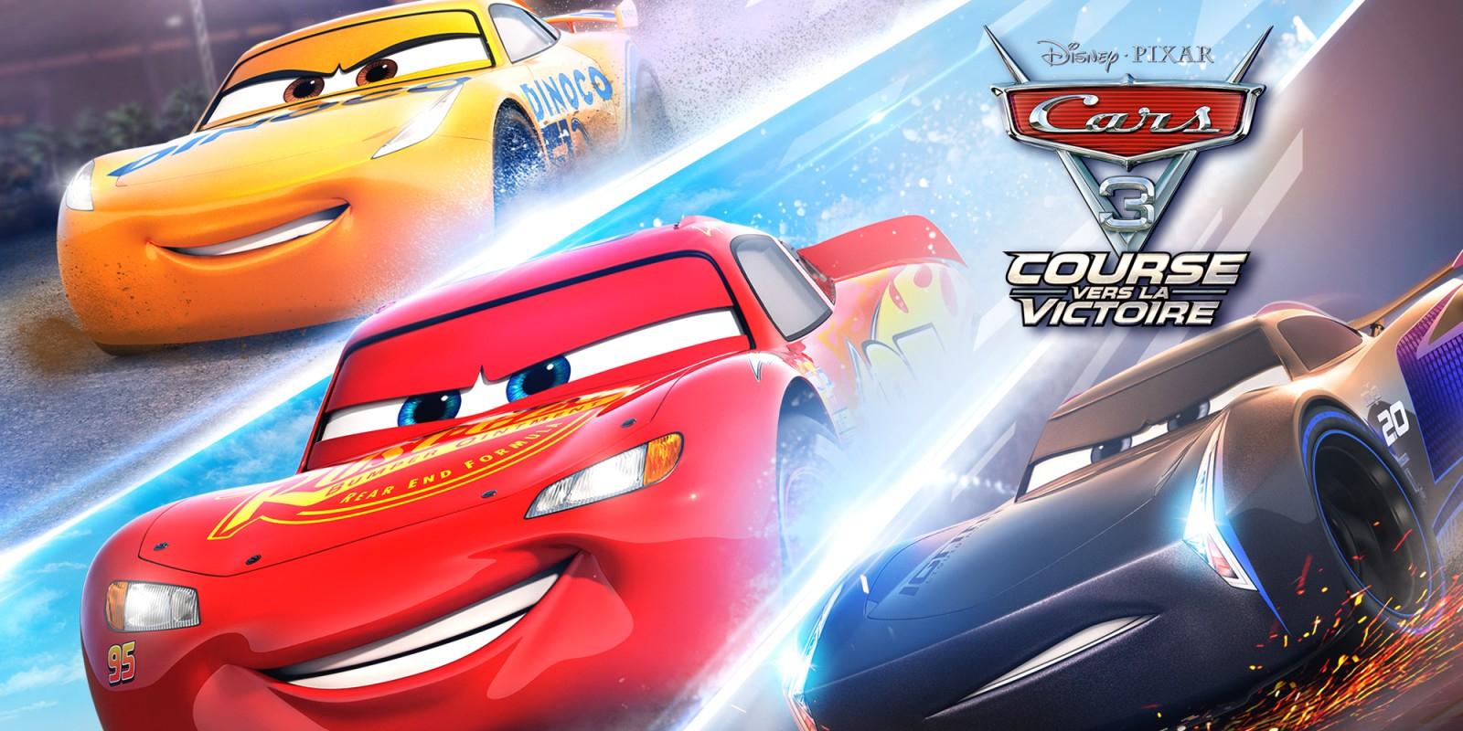 Cars 3 : Course Vers La Victoire | Nintendo Switch | Jeux concernant Jeux De Course Online