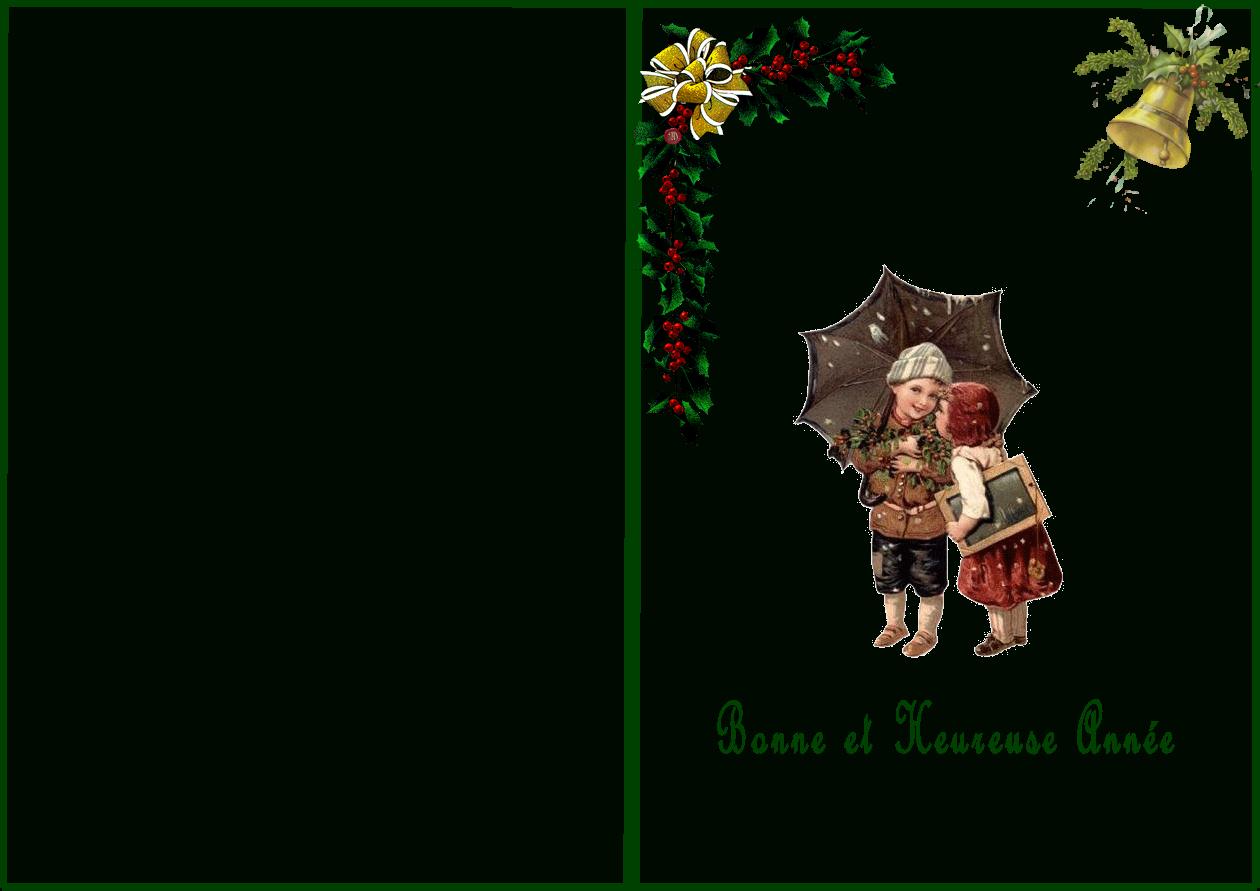 Carte Bonne Année avec Carte De Bonne Année Gratuite A Imprimer