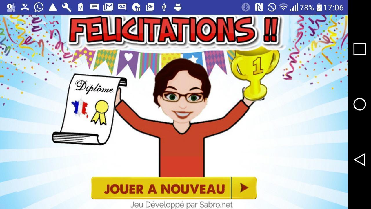 Carte De France Jeu For Android - Apk Download intérieur Jeu De Carte De France