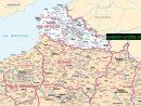 Carte De France Nord » Vacances - Arts- Guides Voyages encequiconcerne Carte Des Villes De France Détaillée