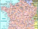 Carte De France - Villes » Vacances - Arts- Guides Voyages dedans Carte Des Villes De France Détaillée