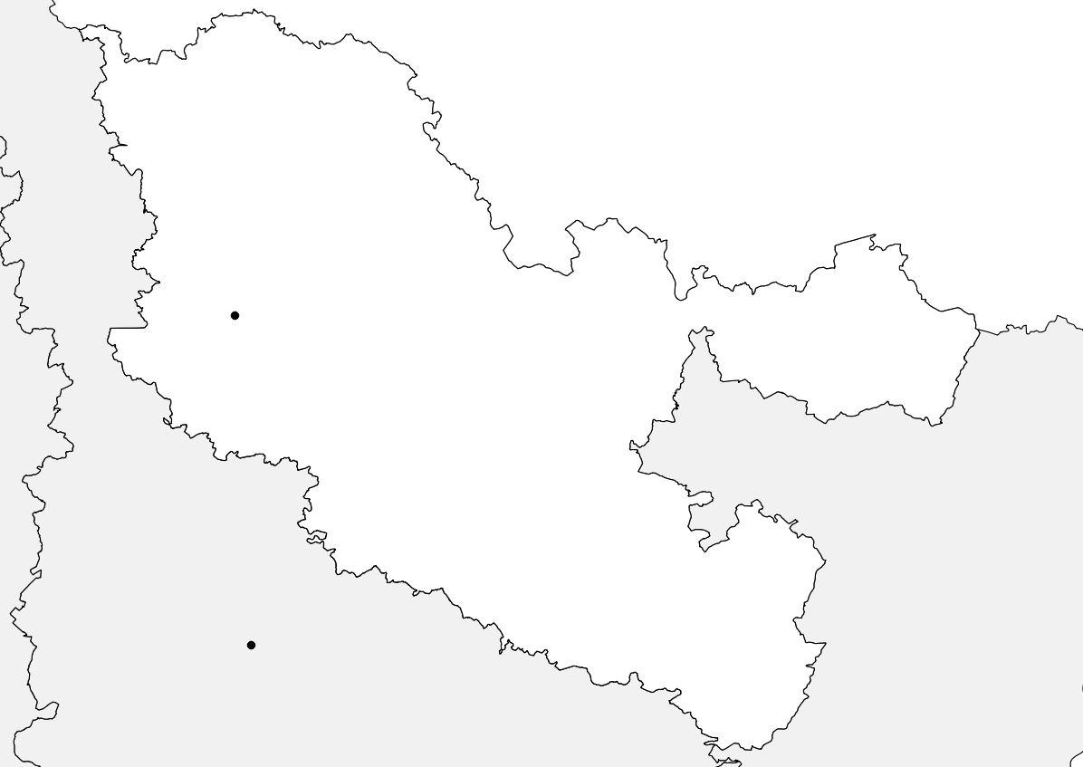 Carte De La Moselle - Moselle Carte Du Département 57 dedans Département 57 Carte