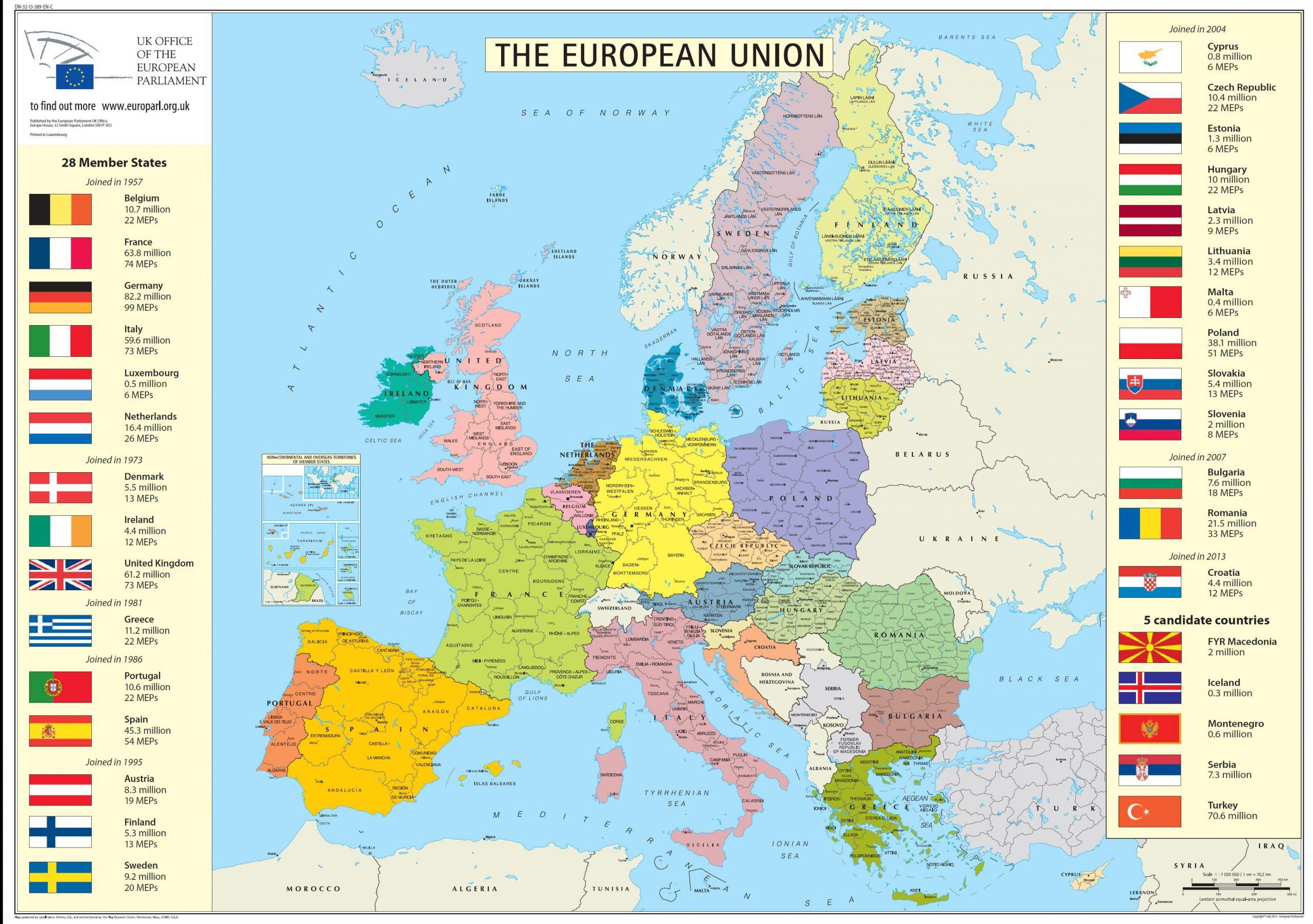 Carte De Lunion Européenne Jeux concernant Quiz Sur Les Capitales De L Union Européenne