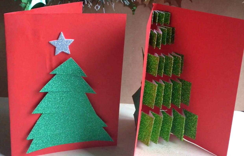 Carte De Noël Sapin à Cartes De Noel Maternelle
