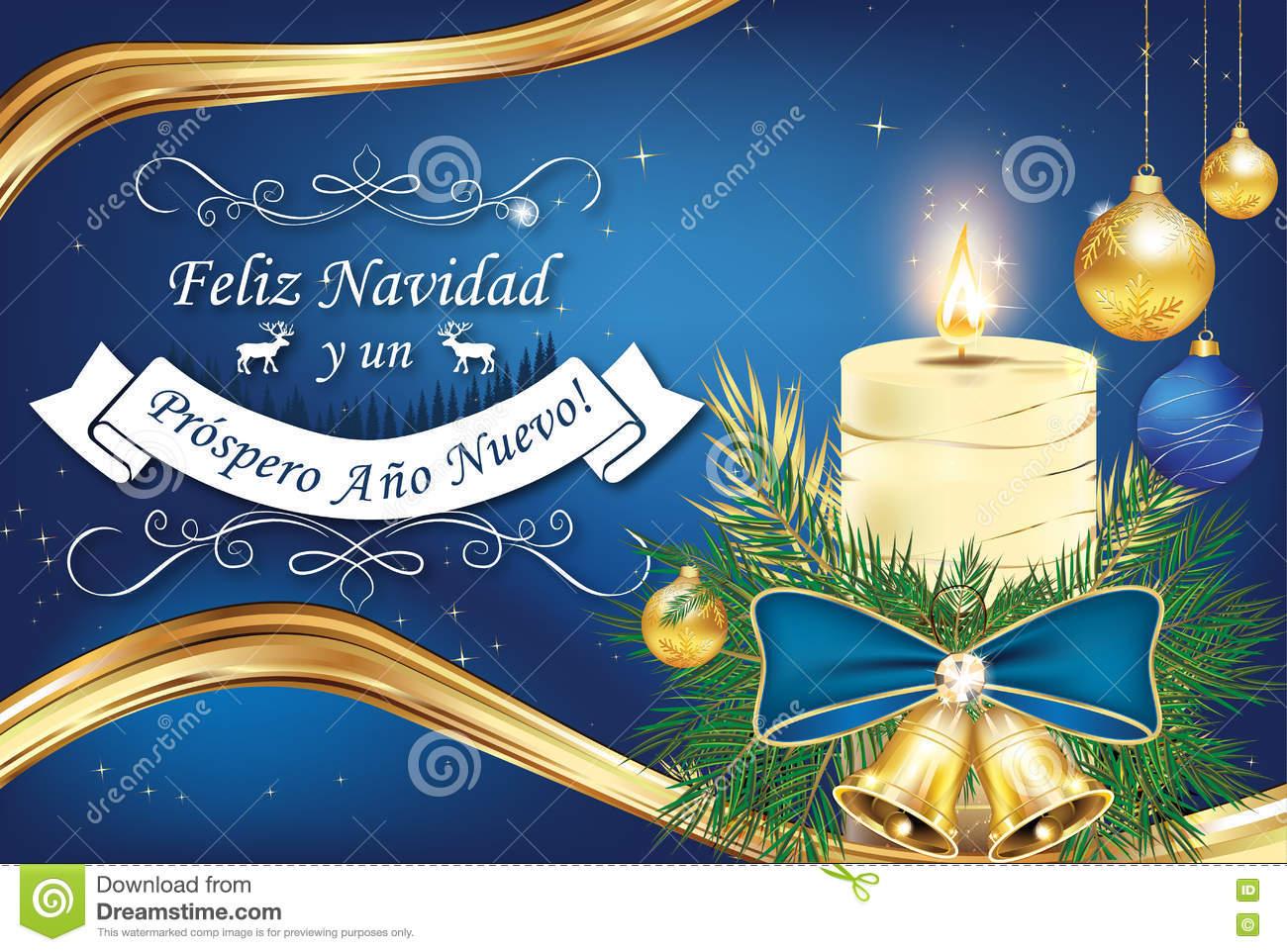 Carte De Voeux Espagnole Pendant La Nouvelle Année pour Carte De Bonne Année Gratuite A Imprimer