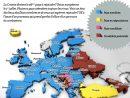 Carte. L'union Européenne S'étend Encore Plus Vers L'est dedans Liste Des Pays De L Union Européenne Et Leurs Capitales