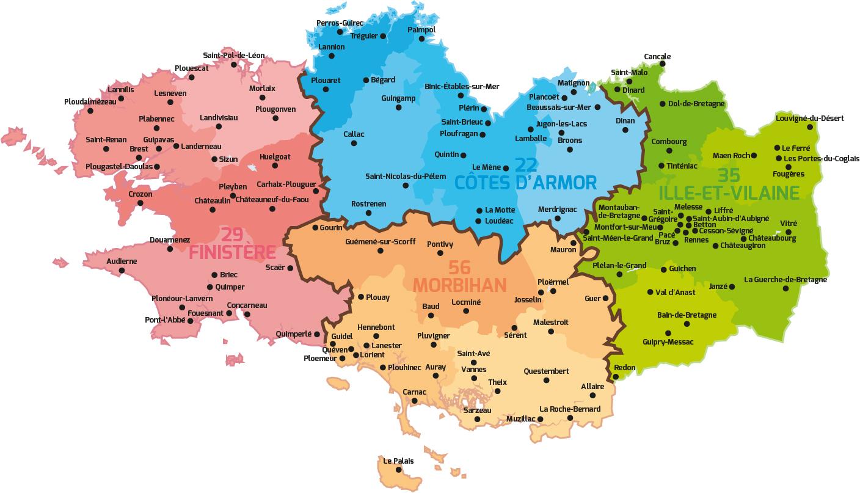 Carte Nationale D'identité / Carte Nationale D'identité Et intérieur Carte Des Préfectures