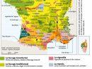 Carte Paysages Ruraux En France | Géographie, France dedans Carte Géographique De France