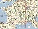 Carte Routière - France-Italie » Vacances - Arts- Guides Voyages à Carte Géographique De France