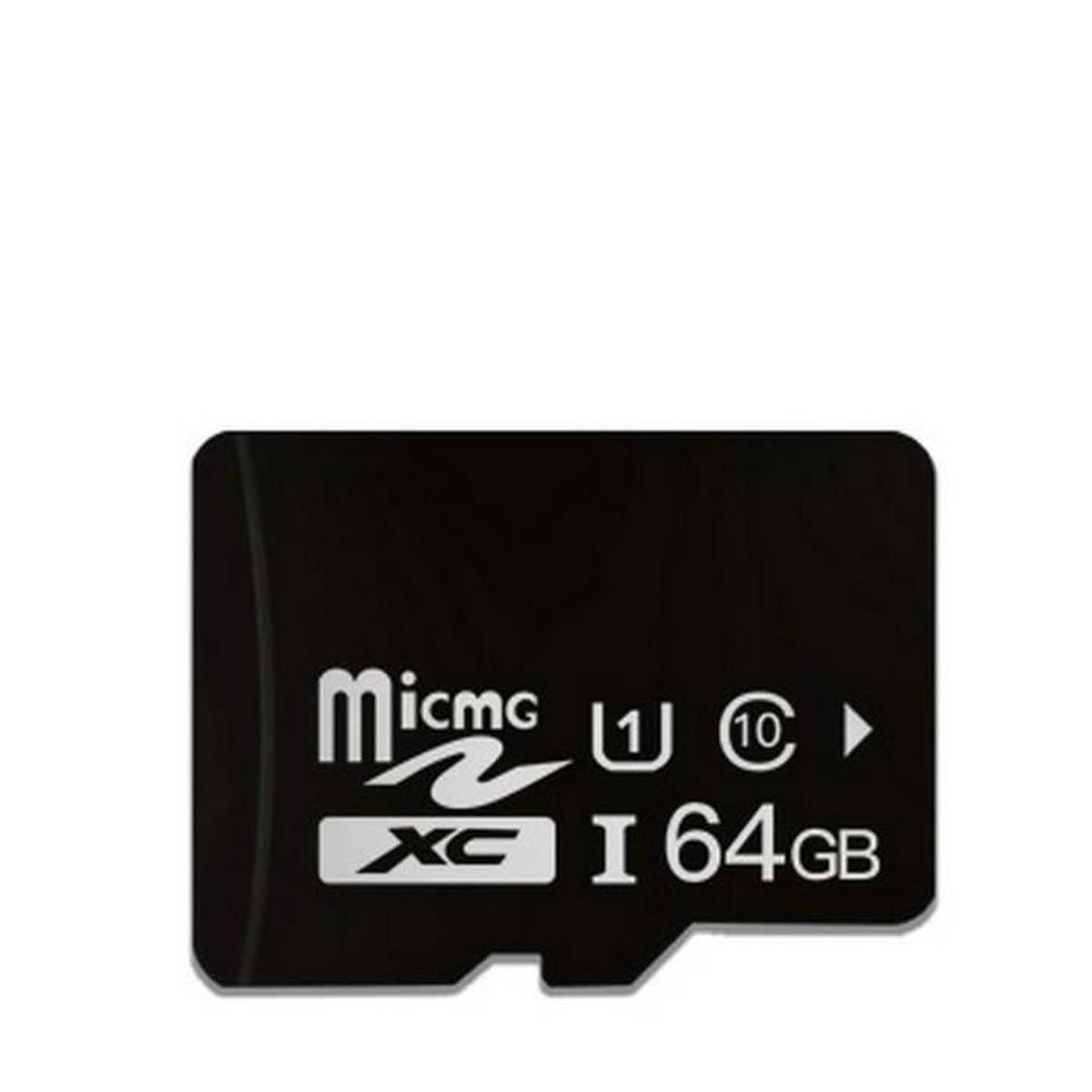 Carte Sd 64 Go Sdxc Memoire Micro Classe 10 Pour Téléphone Mobile Caméra  Gps Tablette Haut - Parleur Mp3 Mp4 concernant Carte Memoire Tablette