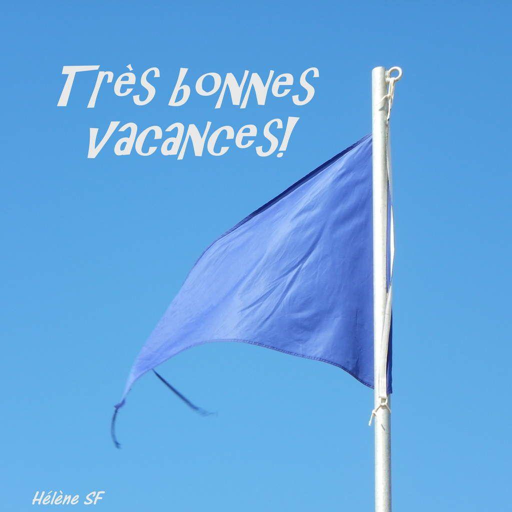 Carte Très Bonnes Vacances - Hélène Sf serapportantà Images Bonnes Vacances Gratuites