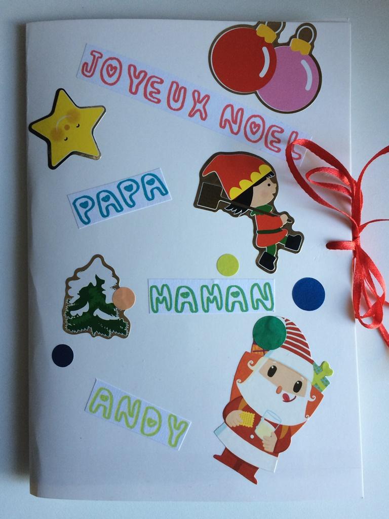 Cartes De Noël - Les Pious De Chatou (Assistante Maternelle serapportantà Cartes De Noel Maternelle