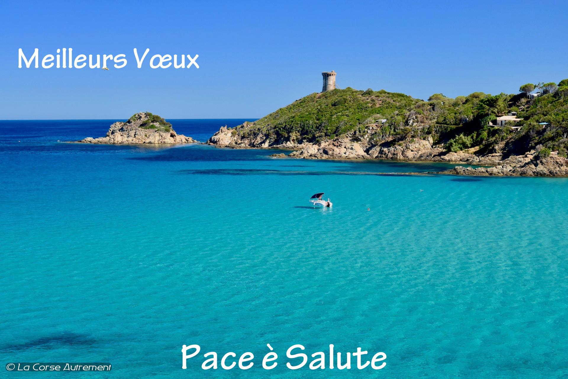 Cartes De Vœux Sur La Corse À Télécharger Gratuitement pour Carte De Voeux À Télécharger