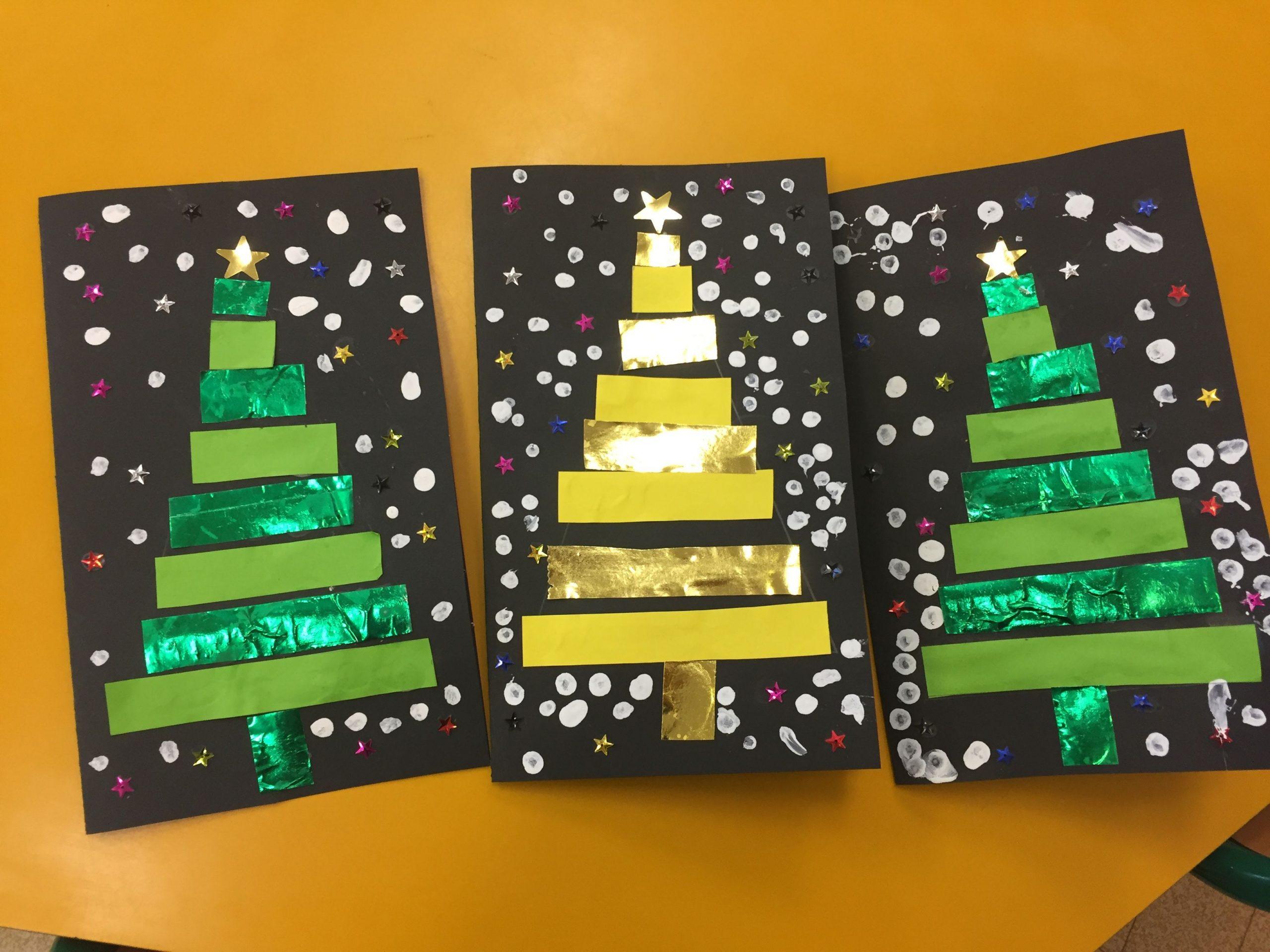 Cartes Noël Ms   Carte Noel, Noel, Cartes destiné Cartes De Noel Maternelle
