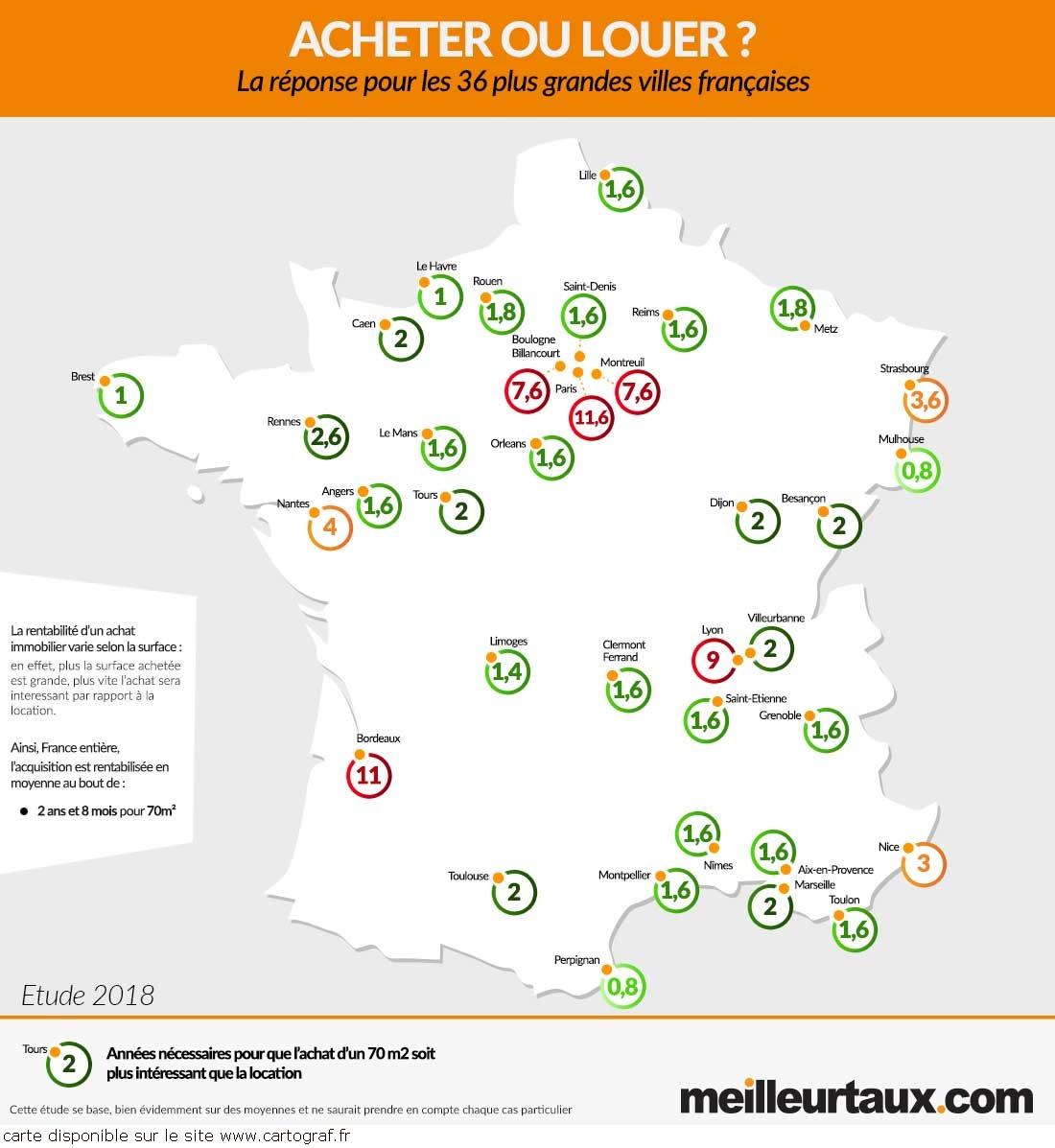 Cartograf.fr : Carte De La France : Page 2 avec Acheter Carte De France