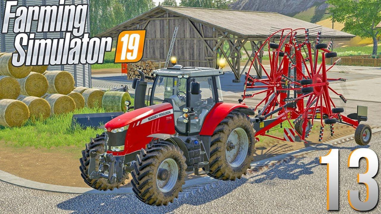 Ce Tracteur Est Parfait ! Farming Simulator 19 concernant Jeux Gratuit Tracteur A La Ferme