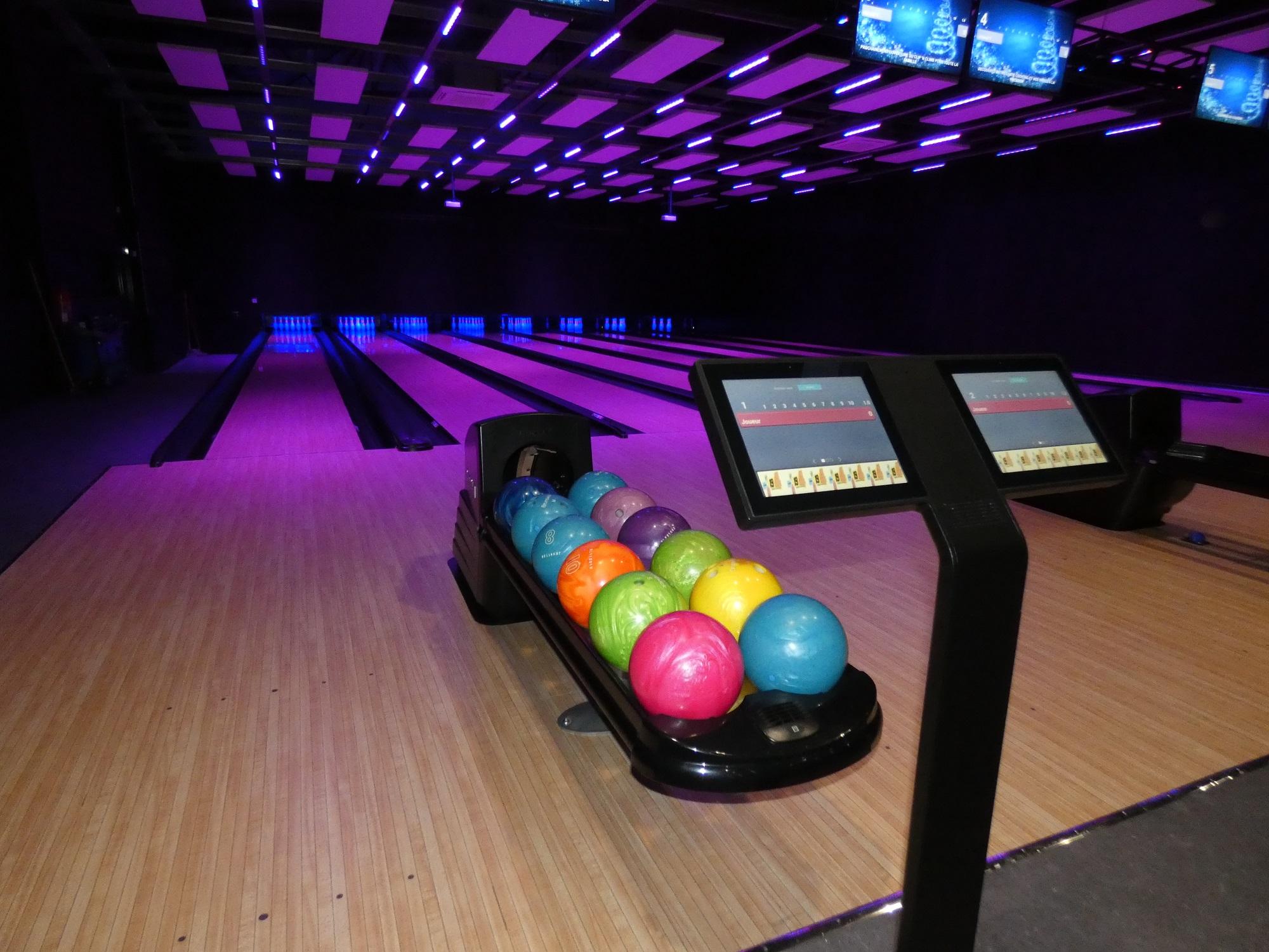 Centre Multi-Activités Le 19 Quatre - Sortir À Bar-Le-Duc destiné Jeu Bowling Enfant