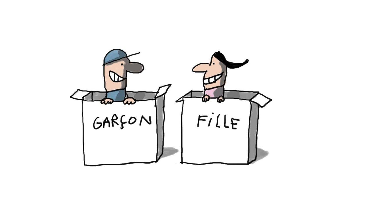 C'est Quoi L'égalité Entre Les Filles Et Les Garçons ? - 1 Jour, 1 Question à Tout Les Jeux De Fille Et De Garcon