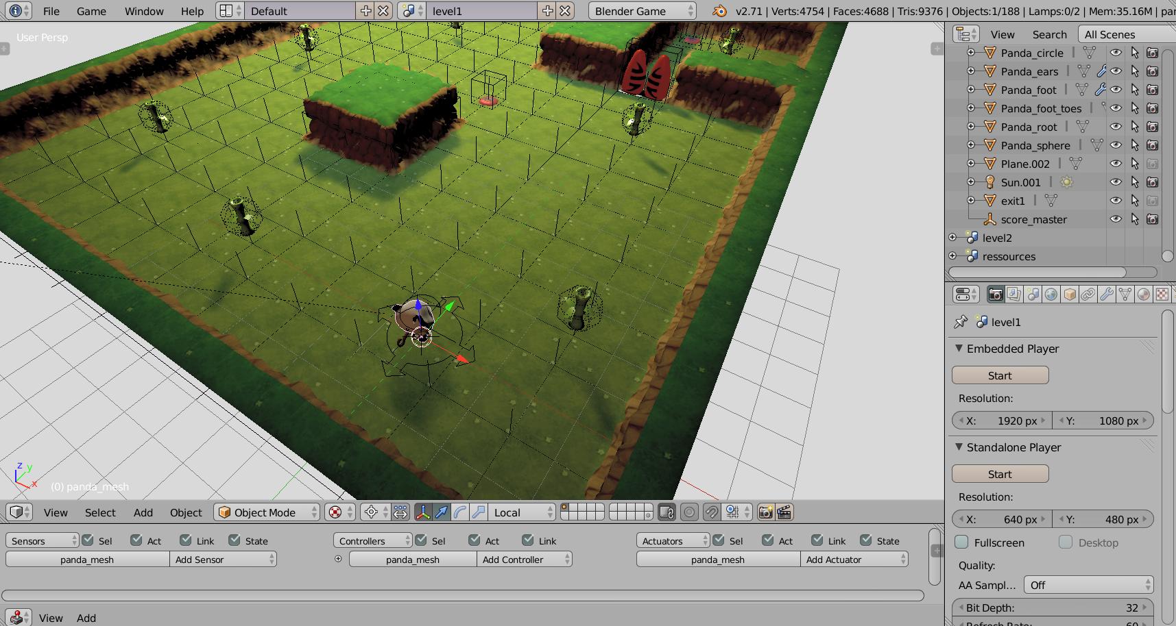 Chapter: Introduction / Blender Pour Le Jeu Video pour Logiciel Jeux Pc